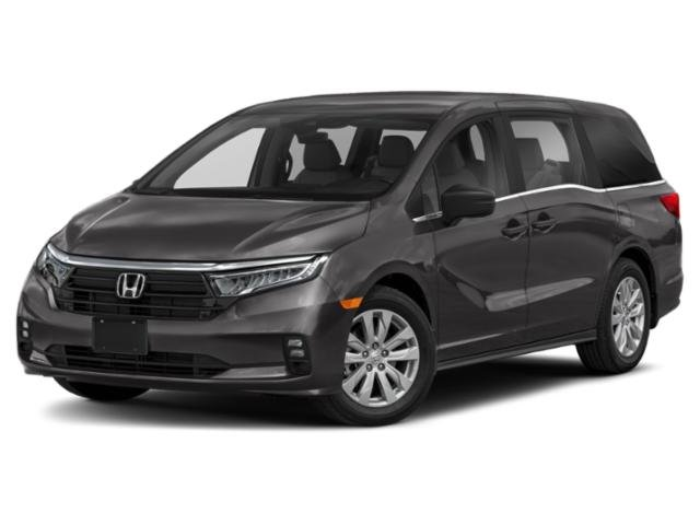 2022 Honda Odyssey LX LX Auto Regular Unleaded V-6 3.5 L/212 [0]