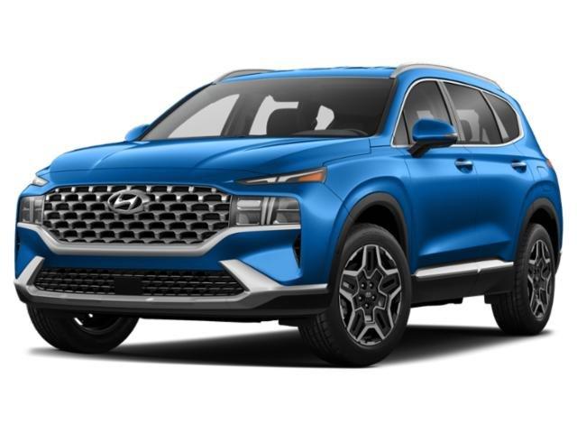 2022 Hyundai Santa Fe Plug-In Hybrid Limited Limited AWD Intercooled Turbo Gas/Electric I-4 1.6 L/98 [0]