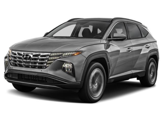 2022 Hyundai Tucson Plug-In Hybrid Limited Limited AWD Intercooled Turbo Gas/Electric I-4 1.6 L/98 [0]