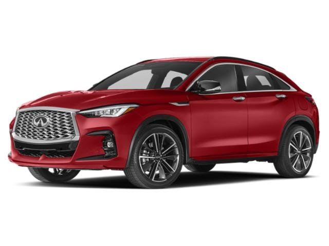 2022 INFINITI QX55 LUXE LUXE AWD Intercooled Turbo Premium Unleaded I-4 2.0 L/120 [0]