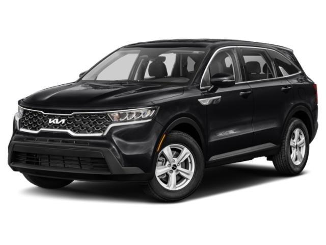 2022 Kia Sorento X-Line S AWD X-Line S AWD Regular Unleaded I-4 2.5 L/152 [7]