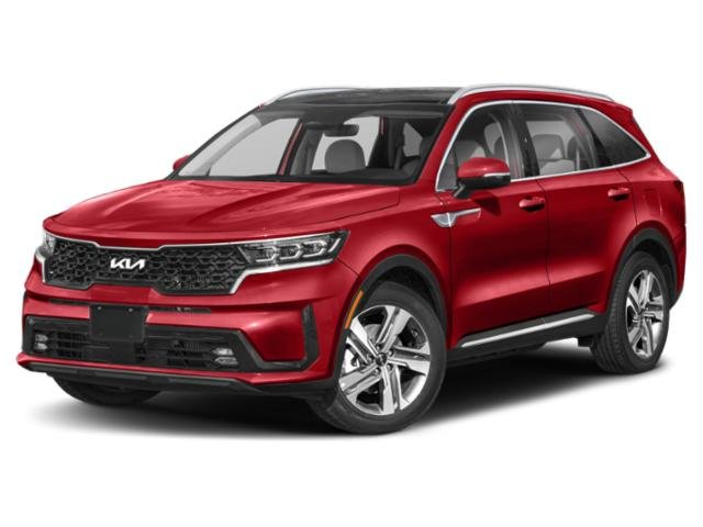2022 Kia Sorento Plug-In Hybrid SX AWD SX AWD Intercooled Turbo Gas/Electric I-4 1.6 L/98 [20]