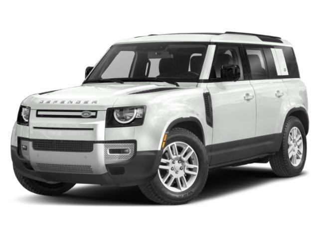 2022 Land Rover Defender Standard 110 AWD Intercooled Turbo Premium Unleaded I-4 2.0 L/122 [4]
