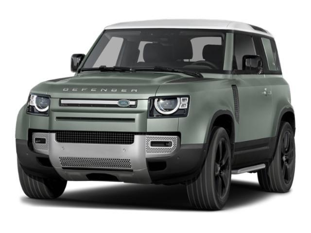 2022 Land Rover Defender S 90 S AWD Intercooled Turbo Premium Unleaded I-4 2.0 L/122 [0]
