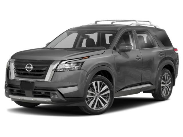 2022 Nissan Pathfinder Platinum Platinum 2WD Regular Unleaded V-6 3.5 L/213 [0]