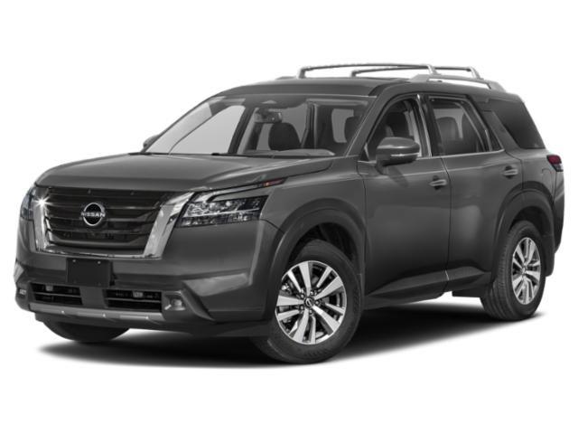 2022 Nissan Pathfinder SL SL 4WD Regular Unleaded V-6 3.5 L/213 [2]