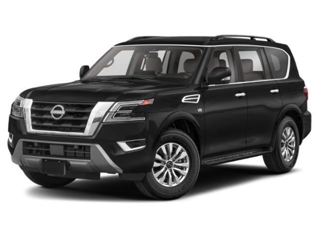 2022 Nissan Armada Platinum 4x2 Platinum Regular Unleaded V-8 5.6 L/339 [2]