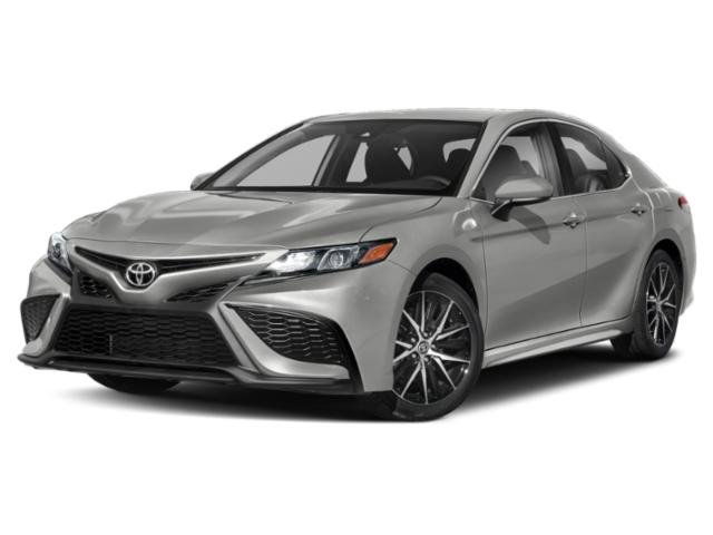2022 Toyota Camry LE LE Auto Regular Unleaded I-4 2.5 L/152 [1]