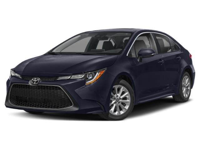 2022 Toyota Corolla XLE XLE CVT Regular Unleaded I-4 1.8 L/110 [1]