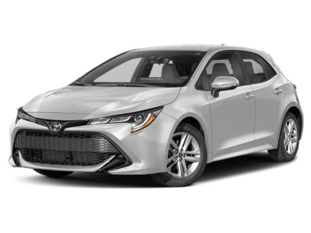 2022 Toyota Corolla Hatchback Nightshade Nightshade CVT Regular Unleaded I-4 2.0 L/121 [0]