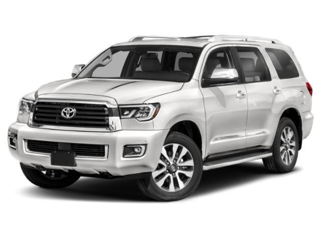 2022 Toyota Sequoia Limited Limited 4WD Regular Unleaded V-8 5.7 L/346 [0]