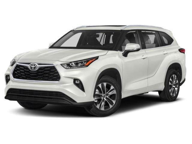 2022 Toyota Highlander Platinum Platinum FWD Regular Unleaded V-6 3.5 L/211 [2]