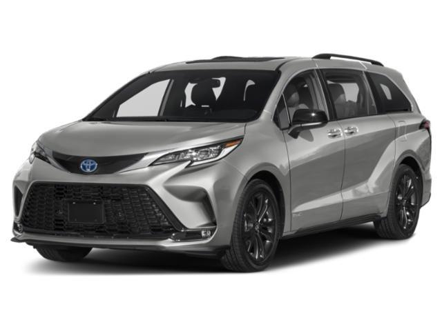 2022 Toyota Sienna XSE XSE AWD 7-Passenger Gas/Electric I-4 2.5 L/152 [17]