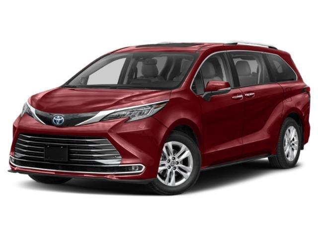 2022 Toyota Sienna LE LE FWD 8-Passenger Gas/Electric I-4 2.5 L/152 [15]