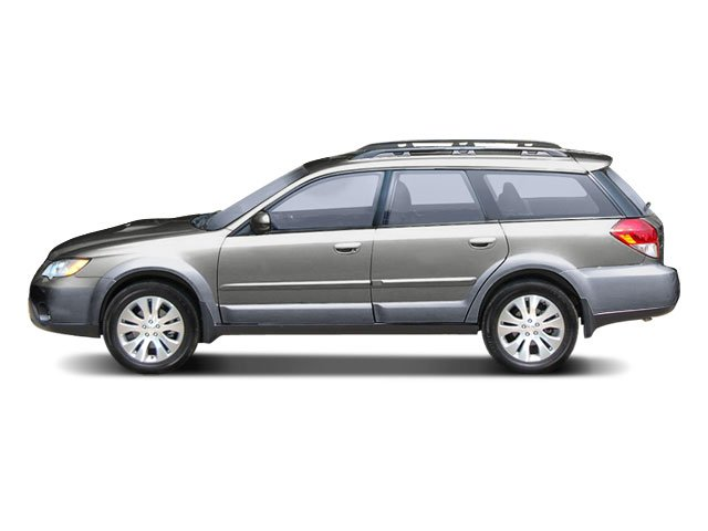 2008 Subaru Outback  Traction Control Stability Control LockingLimited Slip Differential All Wh