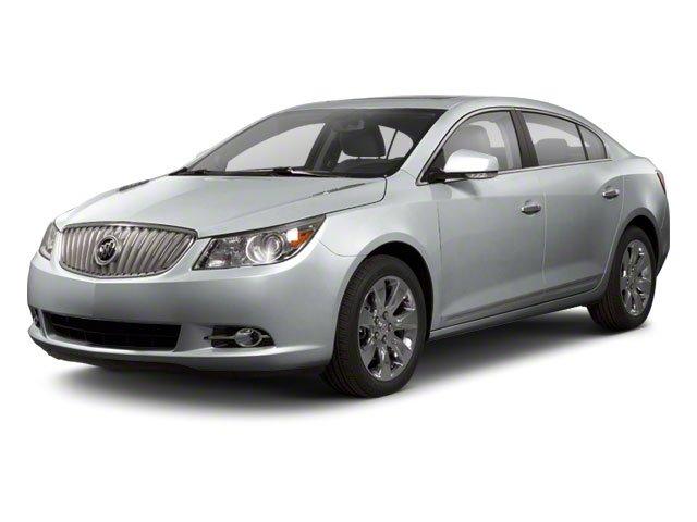 2010 Buick LaCrosse CXL 4dr Sdn CXL 3.0L FWD Gas V6 3.0L/183 [8]