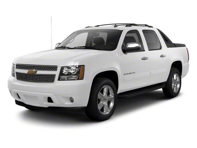 2010 Chevrolet Avalanche LT 4WD Crew Cab LT Gas/Ethanol V8 5.3L/325 [1]