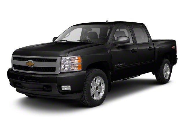 2010 Chevrolet Silverado 1500 LS 2WD Crew Cab 143.5″ LS Gas/Ethanol V8 4.8L/293 [2]