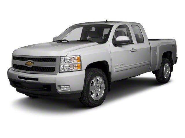 "2010 Chevrolet Silverado 1500 LT 2WD Ext Cab 143.5"" LT Gas/Ethanol V8 5.3L/323 [0]"