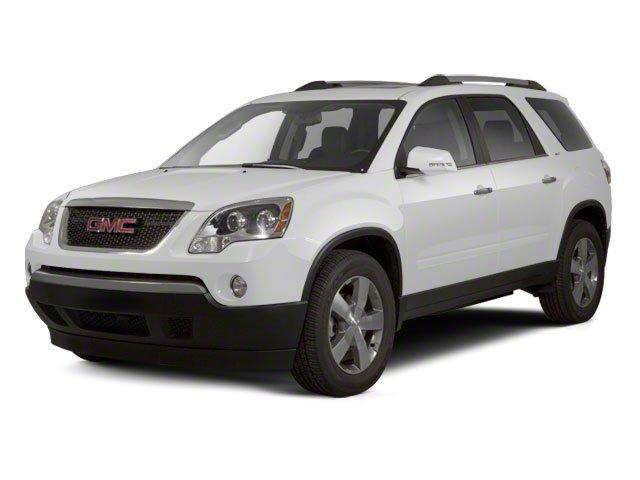 2010 GMC Acadia SLT1 FWD 4dr SLT1 Gas V6 3.6L/220 [11]