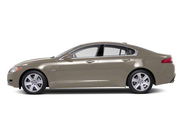 2010 Jaguar XF Premium Luxury Rear Wheel Drive Power Steering ABS 4-Wheel Disc Brakes Aluminum