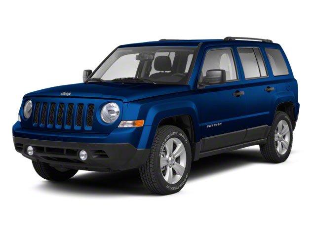 2010 Jeep Patriot Sport 4WD 4dr Sport *Ltd Avail* Gas I4 2.4L/144 [3]
