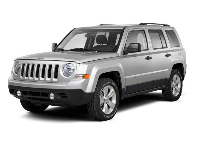 2010 Jeep Patriot Sport FWD 4dr Sport *Ltd Avail* Gas I4 2.4L/144 [1]