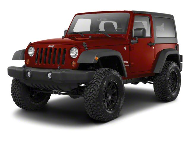2010 Jeep Wrangler Rubicon 4WD 2dr Rubicon Gas V6 3.8L/231 [9]