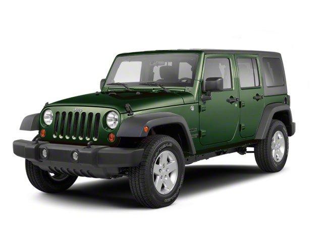 2010 Jeep Wrangler Unlimited Sport 4WD 4dr Sport Gas V6 3.8L/231 [1]