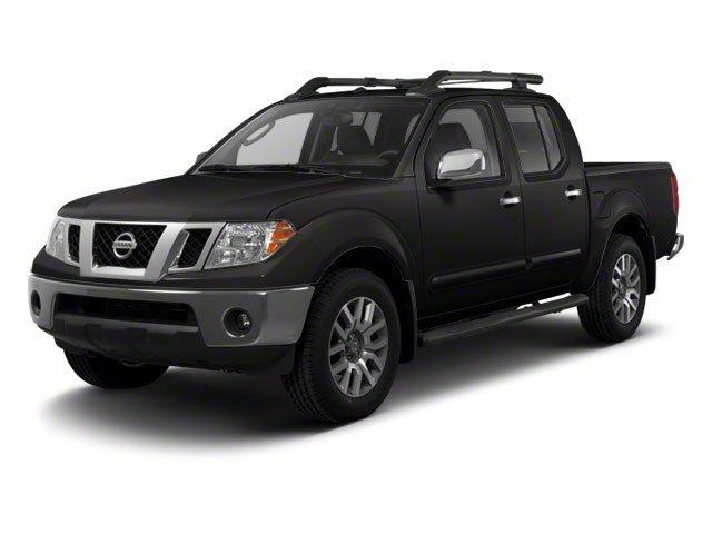 2010 Nissan Frontier SE 4WD Crew Cab SWB Auto SE Gas V6 4.0L/ [2]