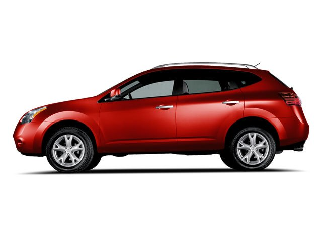 2010 Nissan Rogue S AWD 4dr S Gas I4 2.5L/ [1]