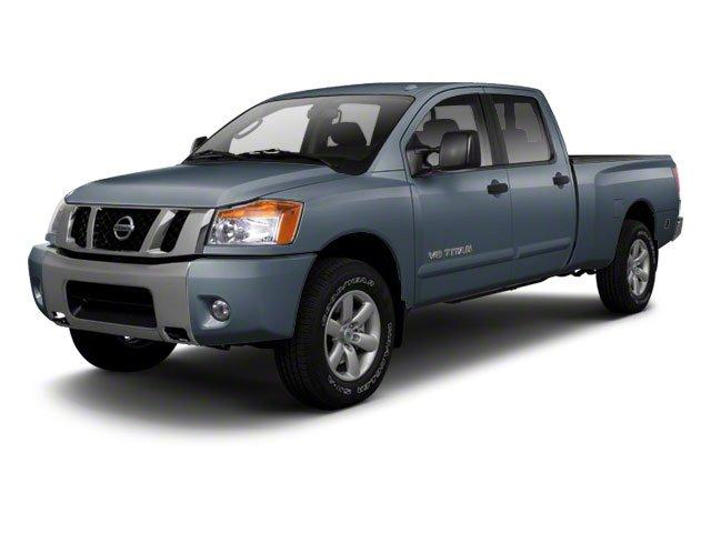 2010 Nissan Titan LE