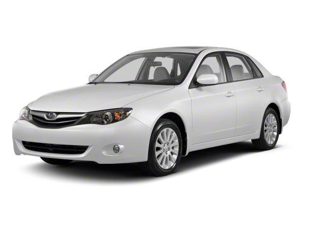 2010 Subaru Impreza Sedan i Premium Special Edition