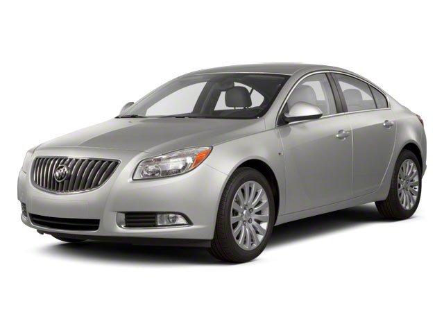 2011 Buick Regal CXL RL3 4dr Sdn CXL RL3 (Russelsheim) *Ltd Avail* Gas L4 2.4L/147 [2]