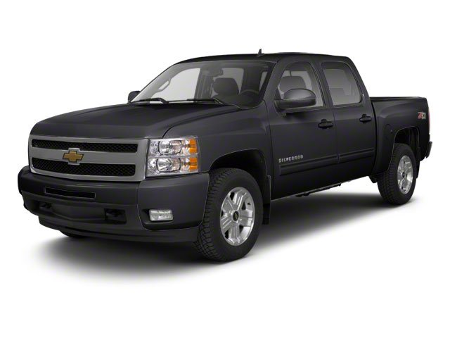 2011 Chevrolet Silverado 1500 LT 4WD Crew Cab 143.5″ LT Gas/Ethanol V8 5.3L/323 [1]