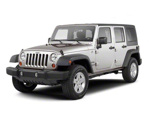 2011 Jeep Wrangler Unlimited Sport 4WD 4dr Sport Gas V6 3.8L/231 [1]