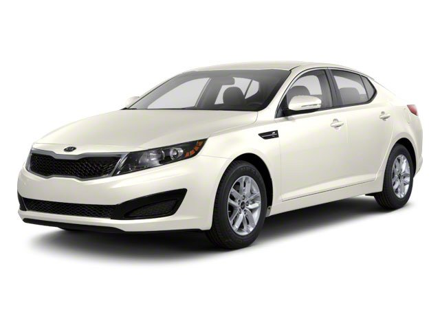 2011 Kia Optima SX 4dr Sdn 2.0T Auto SX Turbocharged Gas I4 2.0L/122 [9]