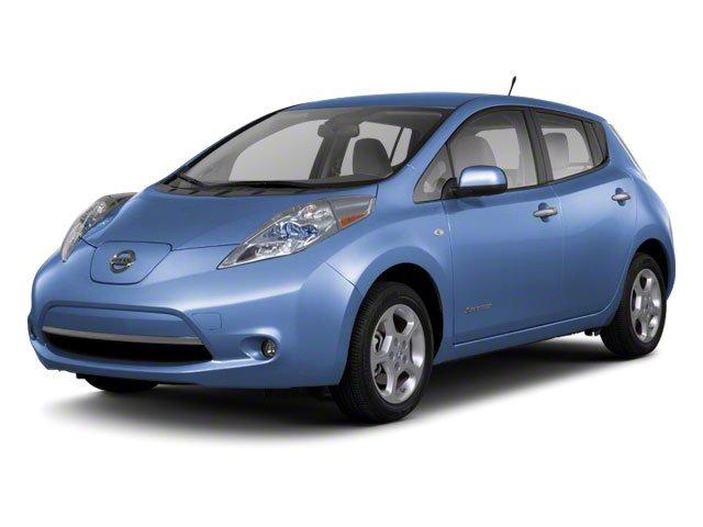2011 Nissan LEAF SL-e 4dr HB SL-e Electric [0]