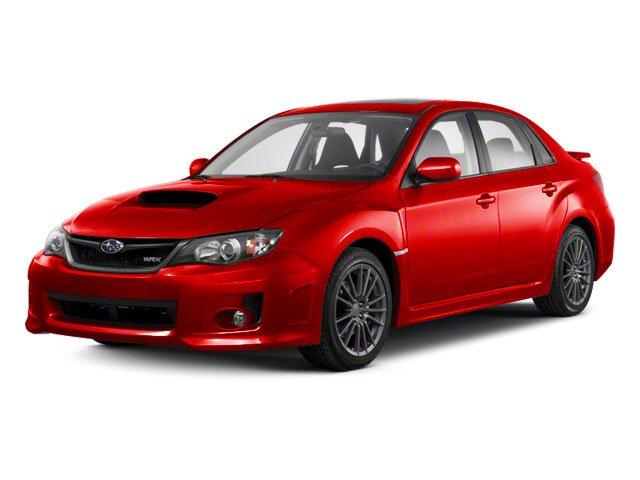2011 Subaru Impreza Sedan WRX WRX