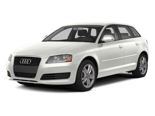 2012 Audi A3 2.0 TDI Premium 4dr HB S tronic FrontTrak 2.0 TDI Premium Turbocharged Diesel I4 2.0L/120 [0]