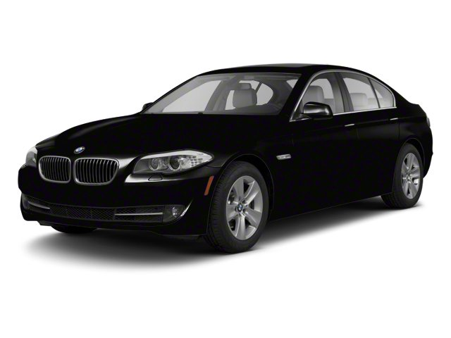 2012 BMW 5 Series 528i 4dr Sdn 528i RWD Turbocharged Gas I4 2.0L/122 [0]