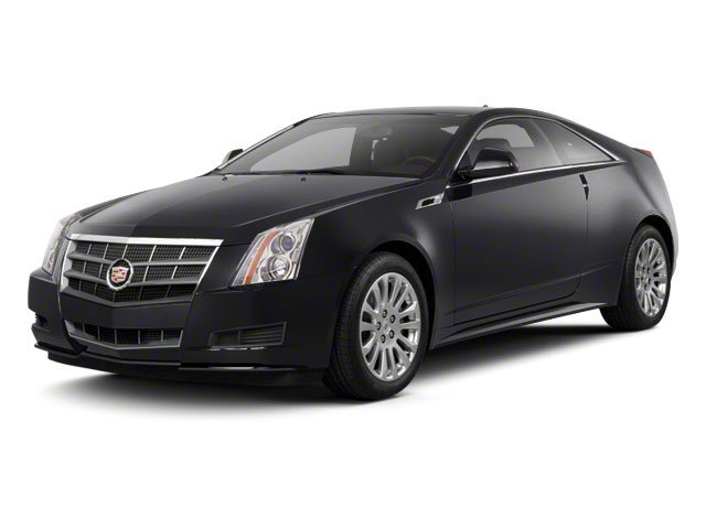 2012 Cadillac Cts Coupe Performance 2dr Cpe Performance RWD Gas V6 3.6L/217 [4]