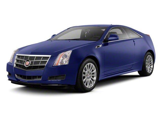 2012 Cadillac CTS Coupe Base