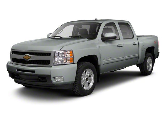 2012 Chevrolet Silverado 1500 LT 2WD Crew Cab 143.5″ LT Gas/Ethanol V8 5.3L/323 [1]