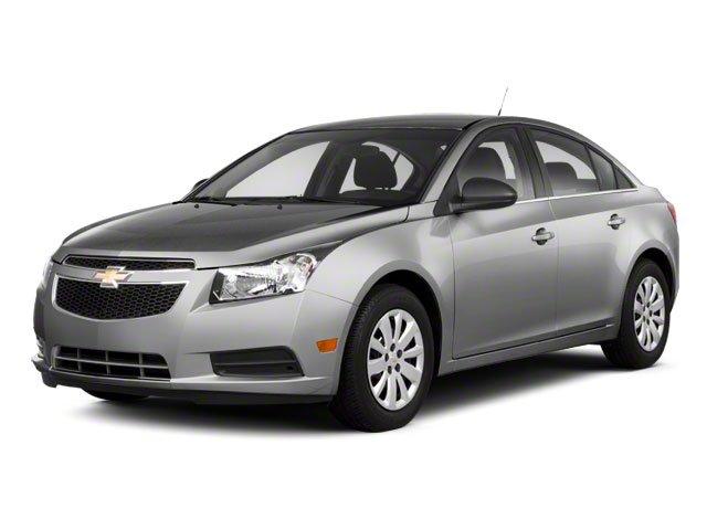 2012 Chevrolet Cruze LT w/2LT 4dr Sdn LT w/2LT Turbocharged Gas I4 1.4L/83 [5]