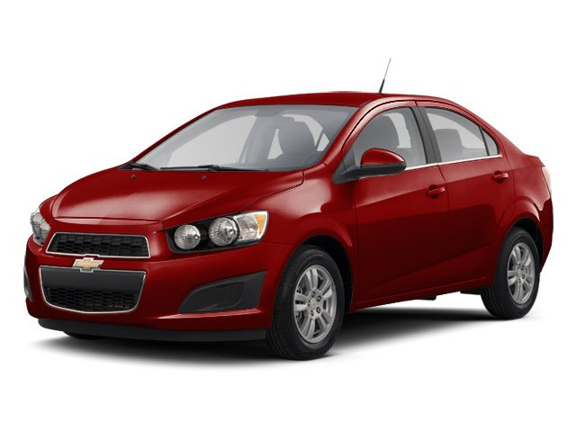 2012 Chevrolet Sonic LT 4dr Sdn LT 1LT Turbocharged Gas I4 1.4L/83 [14]