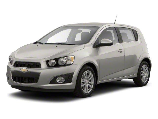 2012 Chevrolet Sonic LT 5dr HB LT 1LT Turbocharged Gas I4 1.4L/83 [19]