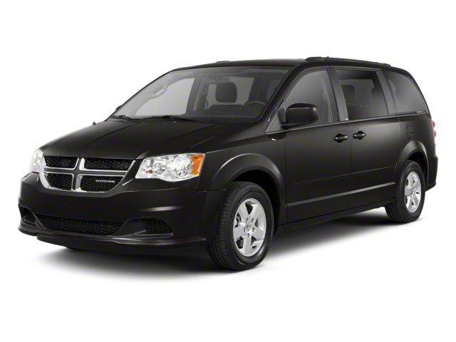 2012 Dodge Grand Caravan SE 4dr Wgn SE Gas/Ethanol V6 3.6L/220 [0]