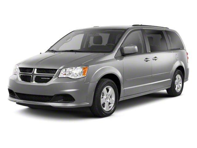 2012 Dodge Grand Caravan SE 4dr Wgn SE Gas/Ethanol V6 3.6L/220 [7]
