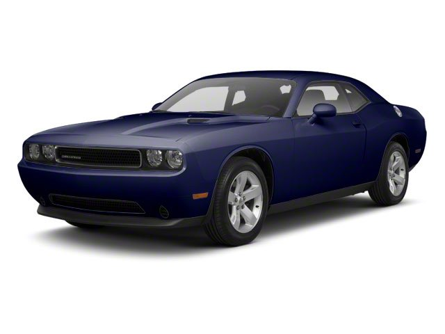 2012 Dodge Challenger R/T Classic 2dr Cpe R/T Classic Gas V8 5.7L/345 [1]